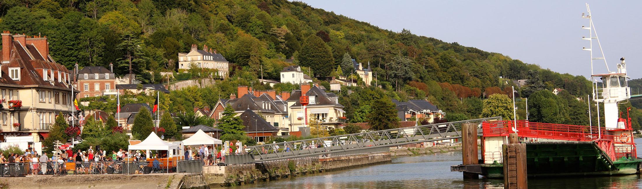 Bienvenue à Rives-en-Seine