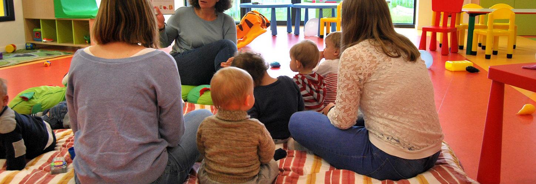Multiaccueil Caux'inelle L'accueil des tout-petits (de 10 semaines à 3 ans révolus) est assuré par l'équipe du multiaccueil Caux'Inelle. Situé à 1