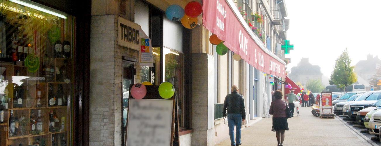 Economie Commerces de proximité et grandes entreprises se côtoient sur le territoire de Rives-en-Seine : depuis les centre-bourgs jusqu'aux zones 1
