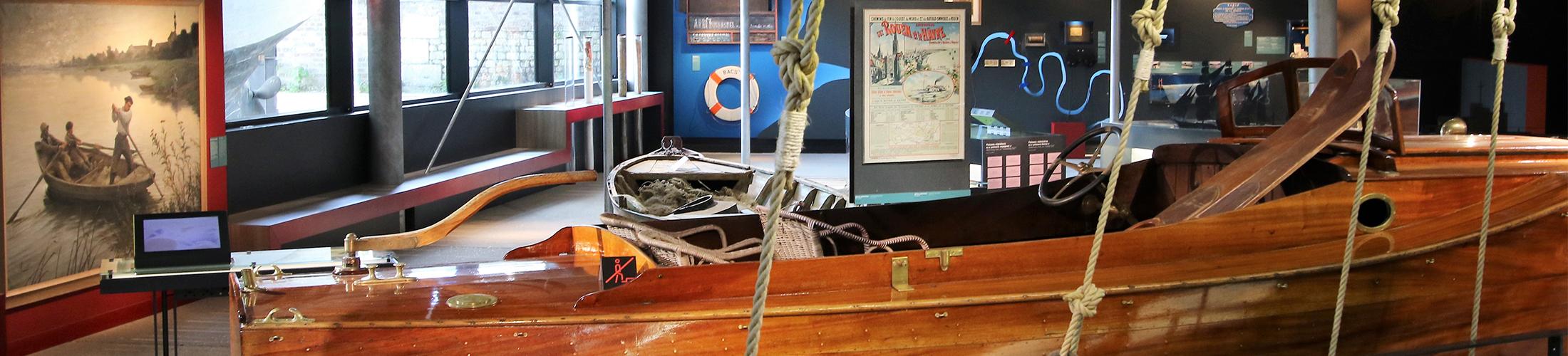 Deux musées vous ouvrent leur porte à Rives-en-Seine pour faire le plein de découvertes culturelles.  MuséoSeine     Musée Victor 1